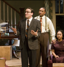 Characters a raisin in the sun mr linder is a white character who represents most of the white community who are racist towards blacks they dont want the family to move into their sciox Images